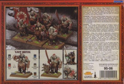 Warhammer Ogres Board Game