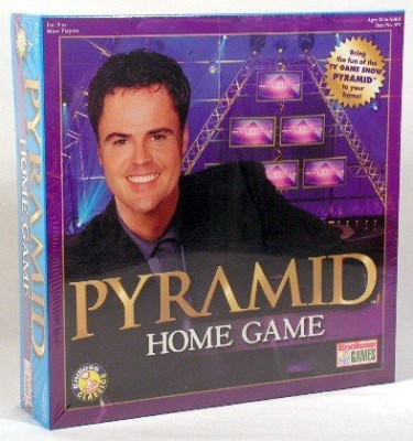 Endless Games Pyramid Home Board Game