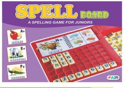 Ratnas Spell Board Board Game