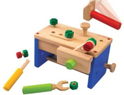 Wonderworld Work Bench ,N Box Board Game