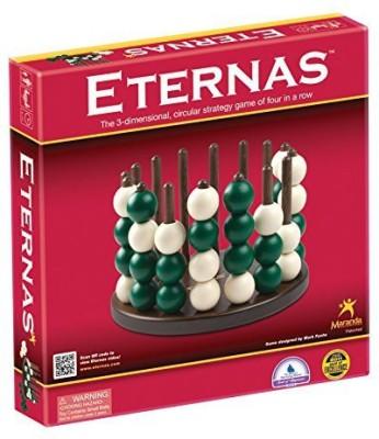 Maranda Enterprises eternas classic the 3 dimensional, circular strategy Board Game