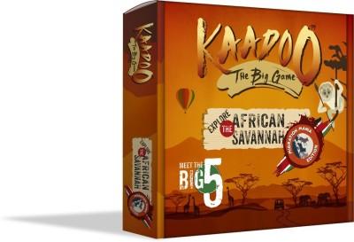 Kaadoo Migration Mania Edition Board Game