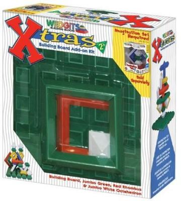 Imagination Imagability Wedgits Xtras Building Addon Kit Board Game