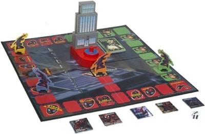 Unknown Spiderman Vs The Green Goblin Board Game
