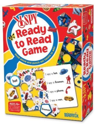 Briarpatch, I Spy I Spy Ready To Read Board Game
