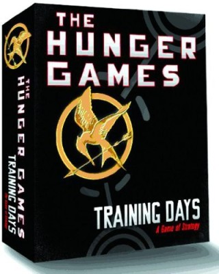 NECA The Hungertraining Days Strategy Board Game