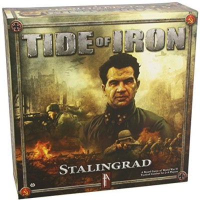 1A Games Tide Of Iron Stalingrad Expansion Board Game