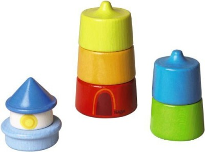 HABA Lighthouse Stacking Board Game