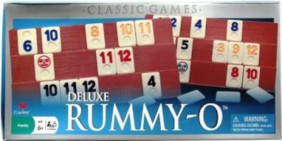 Cardinal Deluxe Version Rummyo Board Game