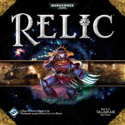 Fantasy Flight Games Relic Board Game
