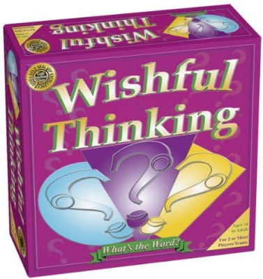 Game Development Group Wishful Thinking Board Game