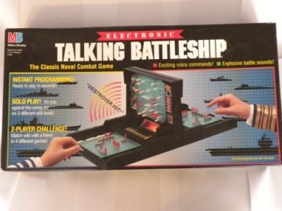 toynk electronic battleship Board Game