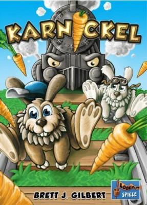 Mayfair Games Karnickel Board Game
