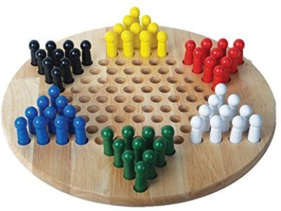 Classic Game Collection Chinese Checkers Master,S Set Board Game