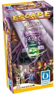 Queen Games Escape Quest Expansion Board Game