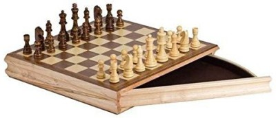 CHH Sector Drawer Chess Set Board Game