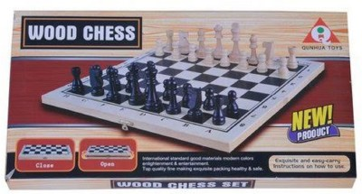 Happy kids WOOD CHESS SET Board Game