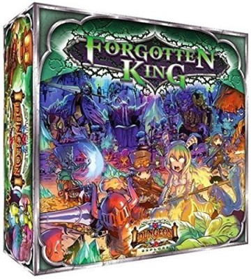 Soda Pop Miniatures. Super Dungeon Explore Forgotten King Board Game