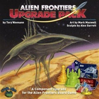 Clever Mojo Games Alien Frontiers Upgrade Pack Board Game