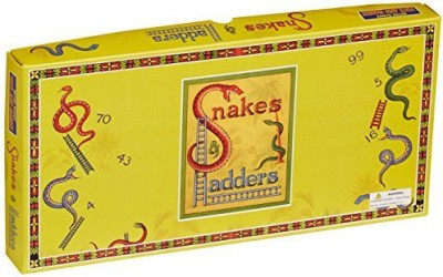Perisphere And Trylon Games Snakes And Ladders Board Game