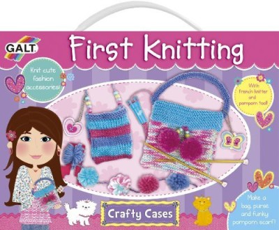 Galt Toys Inc First Knitting Board Game