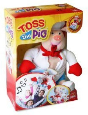 Goliath Games Toss The Pig Board Game
