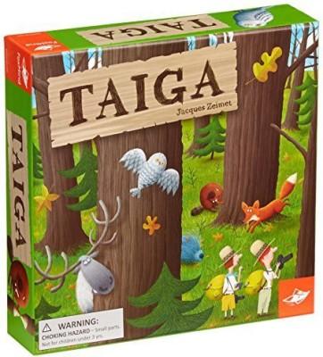 FoxMind Taiga Board Game