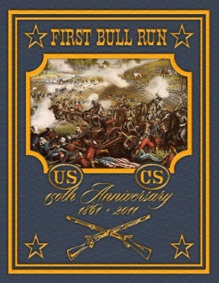 Worthington Games First Bull Run 150 Anniversary Edition Board Game