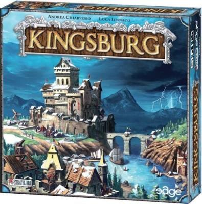 Fantasy Flight Games Kingsburg Board Game