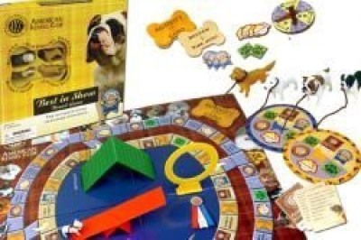 Sababa Toys Akc Best In Show Board Game