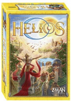 Z-Man Games Helios Board Game