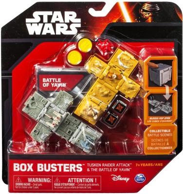 Star Wars Battle of Yavin & Tusken Raider Attack Board Game