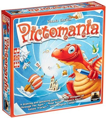 Stronghold Games pictomania Board Game