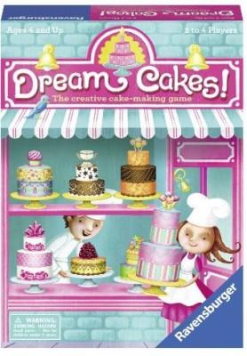 Ravensburger Dream Cakes Children,S Board Game