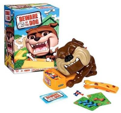 Montez Beware Of The Dog Board Game