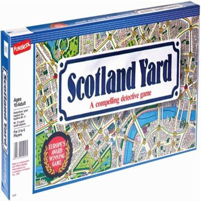 Funskool Scotland Yard Board Game Board Game