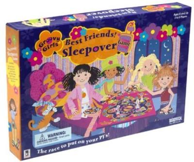 Briar Patch Groovy Girls Best Friends Sleepover Board Game