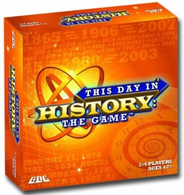 TaliCor This Day In History The Board Game