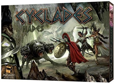 Asmodee Cyclades Hades Board Game