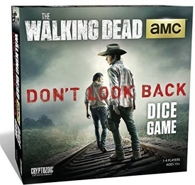Cryptozoic Entertainment Walking Dead Dice Game: Don,t Look Back Board Game