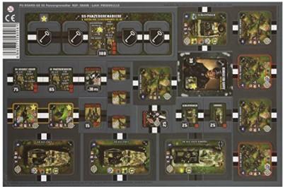 IELLO Heroes Of Normandie Ge Ss Panzergrenadier Board Game