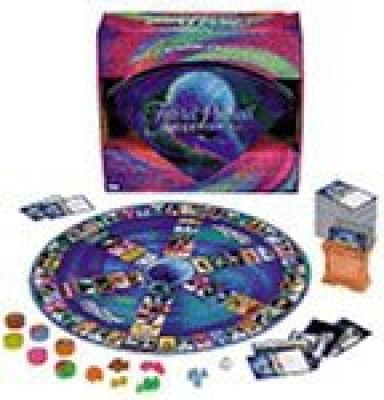 Mattel Trivial Pursuit Millennium Edition Board Game