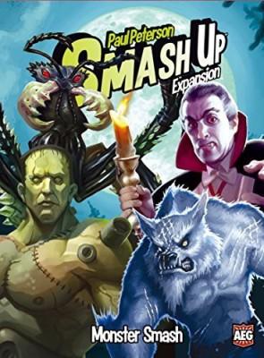 AEG Smash Up Monster Smash Board Game