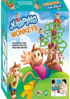 Promobid Jumping Monkey Sr. Board Game
