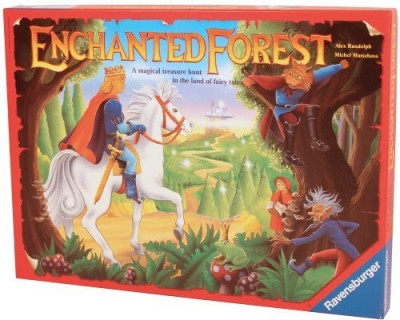 Ravensburger Enchanted Forest Family Board Game