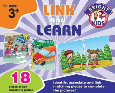 BPI Link And Learn Board Game