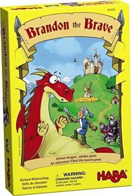 HABA Brandon The Brave Board Game