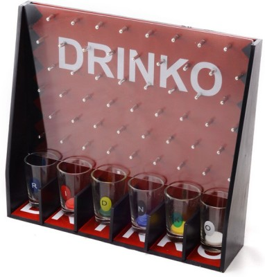 Cosmosgalaxy Drinko Board Game