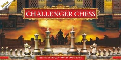 Ratnas Challenger Chess Jumbo Board Game