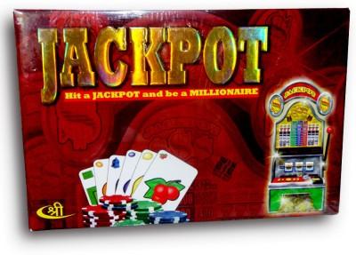 Shree Creations Jackpot Board Game